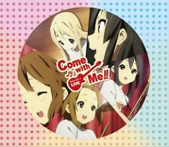 K-On!! Live Event -Come with Me!!- CD2
