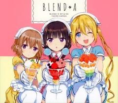 Bon Appétit♡S / Detarame na Minus to Plus ni Okeru Blend-kou - BLEND-A