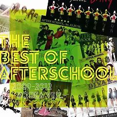 The Best Of After School 2009 – 2012 (Korea Ver.) - After School