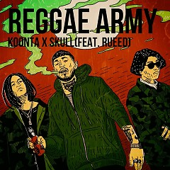 Reggae Army (Single) - Skull