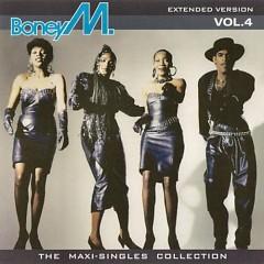 The Maxi-Singles Collection Vol 4 - Boney M