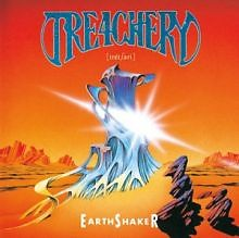 TREACHERY (Reissue 1994) - Earthshaker