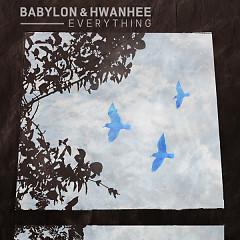 Everything (Single) - Babylon, Hwanhee