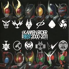 Kamen Rider Best 2000-2011 (CD1) - Various Artists