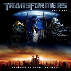 Transformers (The Score 2007) (OST)