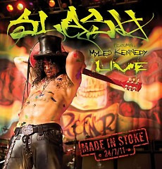 Made In Stoke 24/7/11 (CD2) - Slash
