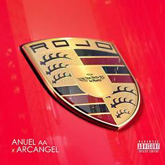 Rojo (Single) - Arcangel, Anuel AA