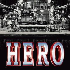 HERO 2015 Theatrical Edition Original Soundtrack