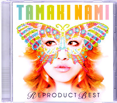 Tamaki Nami Reproduct Best CD1 - Nami Tamaki