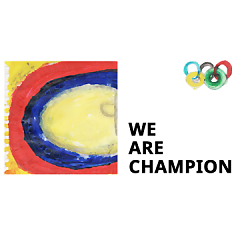 We Are Champion - Lisa