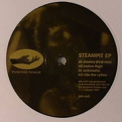 Steampit EP - Jeff Mills