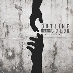 Struggle - Outline In Color