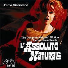 L'Assoluto Naturale OST - Ennio Morricone