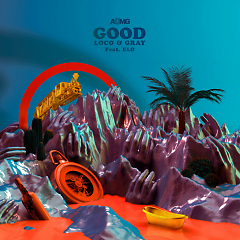 Good (Single) - Loco,Gray