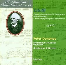 The Romantic Piano Concerto, Vol. 14 – Litolff Concertos Symphoniques 2 & 4
