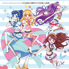 Aikatsu! Mini Album - FOURTH PARTY!