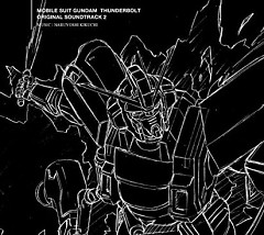 Mobile Suit Gundam Thunderbolt Original Soundtrack 2 - Naruyoshi Kikuchi