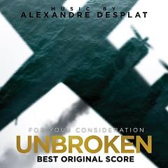 Unbroken (Score) (Promo) CD1 (P.1) - Alexandre Desplat