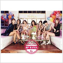 Start A Fire (Mini Album) - BP Rania