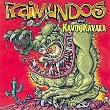 Kavookavala - Raimundos