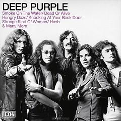 Deep Purple - Icon - Deep Purple