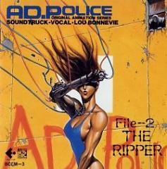 AD.Police File-2 The Ripper