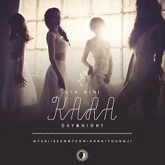Day & Night (6th Mini Album) - KARA