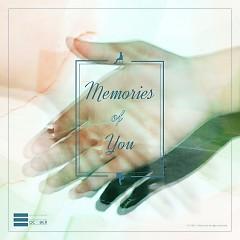 Memories Of You (Single)