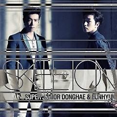 Skeleton (Japanese) - Dong Hae,Eunhyuk
