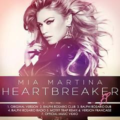 HeartBreaker - EP - Mia Martina