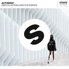 Simple (The Remixes) - Autograf