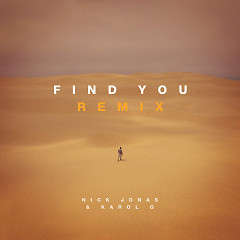 Find You (Remix) - Nick Jonas, Karol G