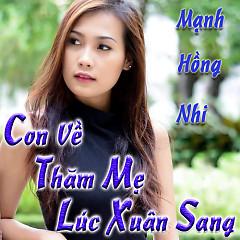 Con Về Thăm Mẹ Lúc Xuân Sang (Single) - Mạnh Hồng Nhi
