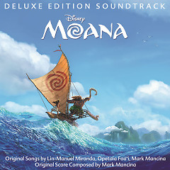 Moana OST (Deluxe Edition)