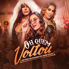 Oh Quem Voltou (Single) - Dani Russo, Mc Pocahontas