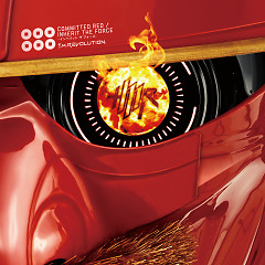 Committed RED / Inherit the Force - T.M.Revolution
