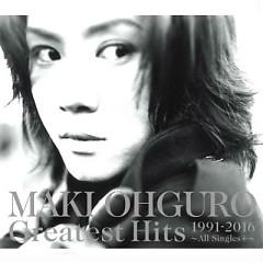 Greatest Hits 1991-2016 - All Singles + CD3 - Maki Ohguro