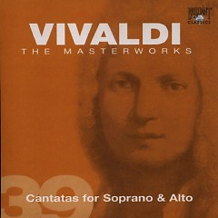 Vivaldi - The Masterworks CD 39 (No. 1)