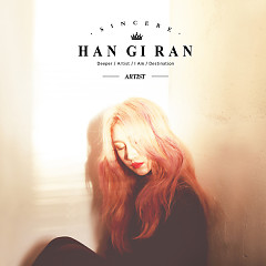 SINCERE (Mini Album) - Han Gi Ran (Wine Loop)