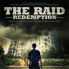 The Raid: Redemption OST (CD1) - Various Artists,Mike Shinoda,Joe Trapanese
