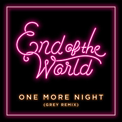 One More Night (Grey Remix) / One More Night (Tep No Remix) - SEKAI NO OWARI