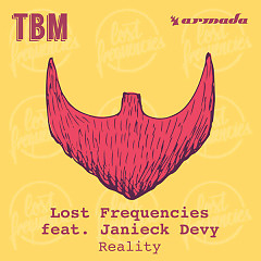 Reality (Single) - Lost Frequencies,Janieck Devy