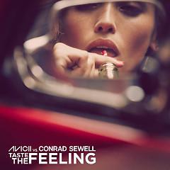 Taste The Feeling (Single) - Avicii,Conrad Sewell