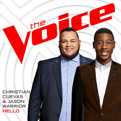 Hello (The Voice Performance) (Single) - Christian Cuevas, Jason Warrior
