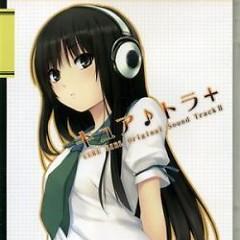 CURE GIRL Original Sound Track II 'CURE♪TORA+'