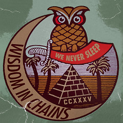 We Never Sleep - EP - Wisdom In Chains