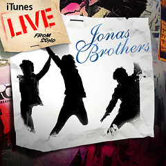 iTunes Live From Soho (EP) - Jonas Brothers