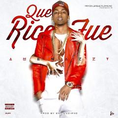 Que Rico Fué (Single)
