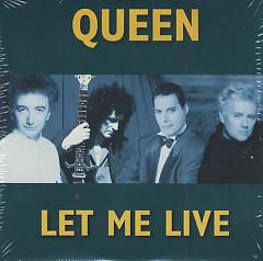 Let Me Live - CDS - Queen