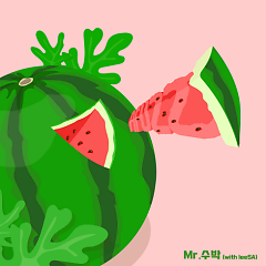 Mr. Watermelon - A-FUZZ
